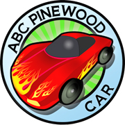 ABC Pinewood Derby Car